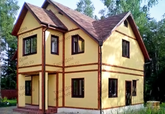 Проектирование загородных домов, проектирование домов, коттеджей
